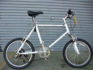 中古自転車イメージ写真